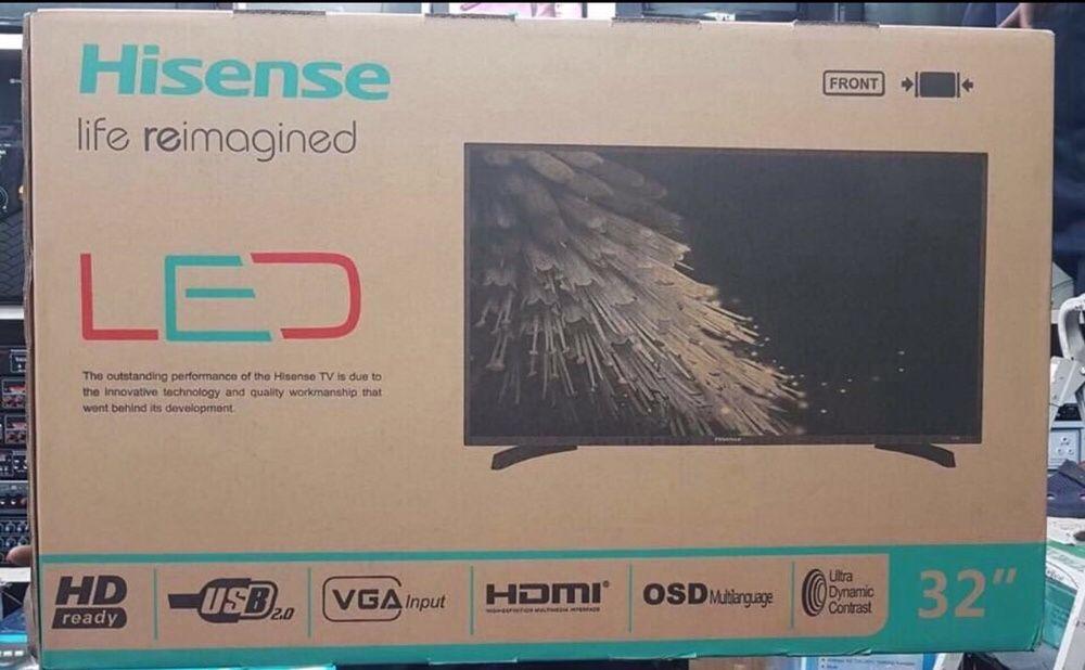 """Hinsense Tv 32"""" e 39"""" novo em folha Alto-Maé - imagem 2"""