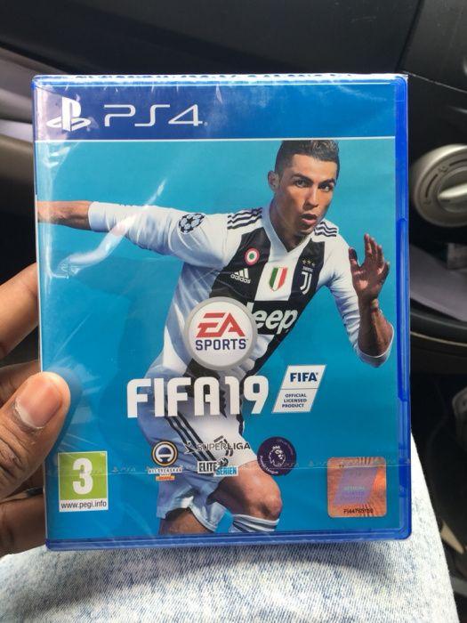 FIFA 19 selada para Ps4