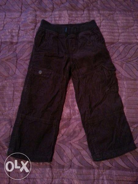 Намалени! Детски джинси Marks & Spencer - размер 3-4 год. (до 104 см)