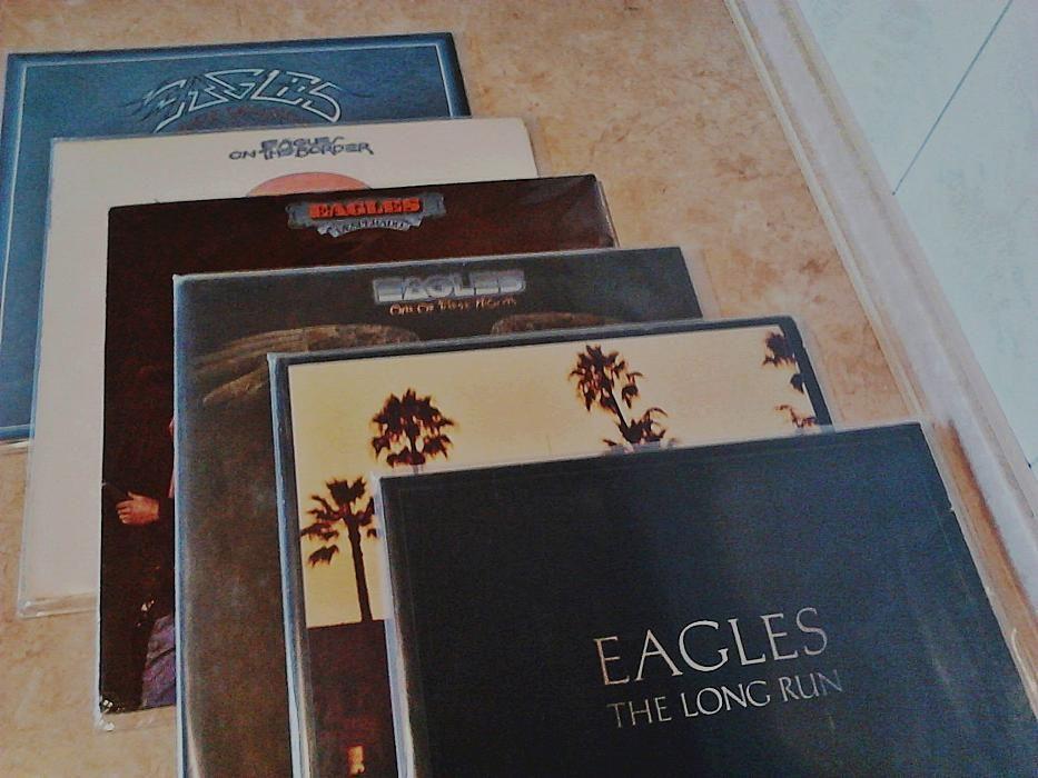 Виниловые пластинки - Eagles