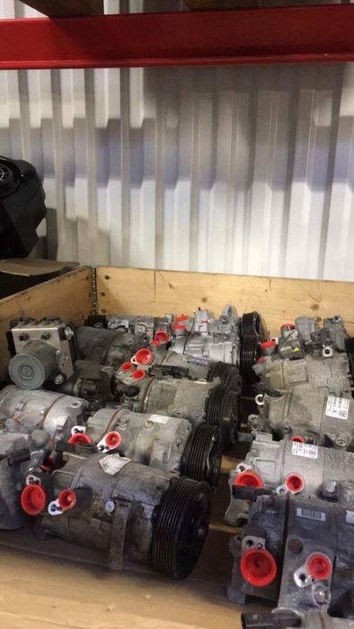 Compresor Compresoare Ac aer conditionat, gama bmw, originale