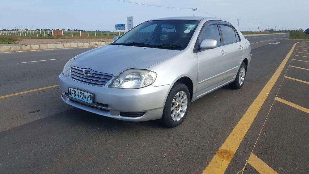 Toyota corrola sedan 1.5vvti