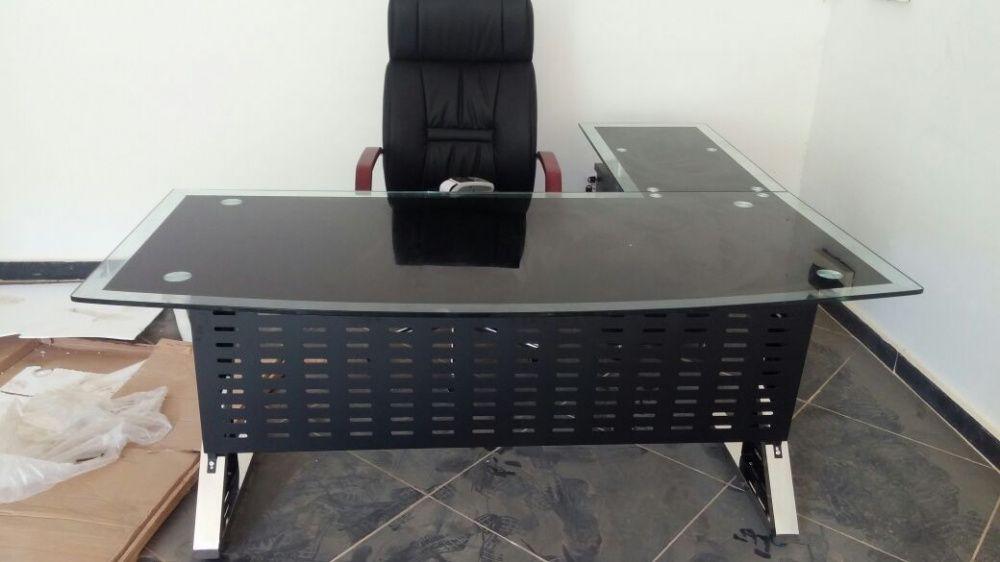 Secretaria de chefe com cadeira,direto entrega e montagem