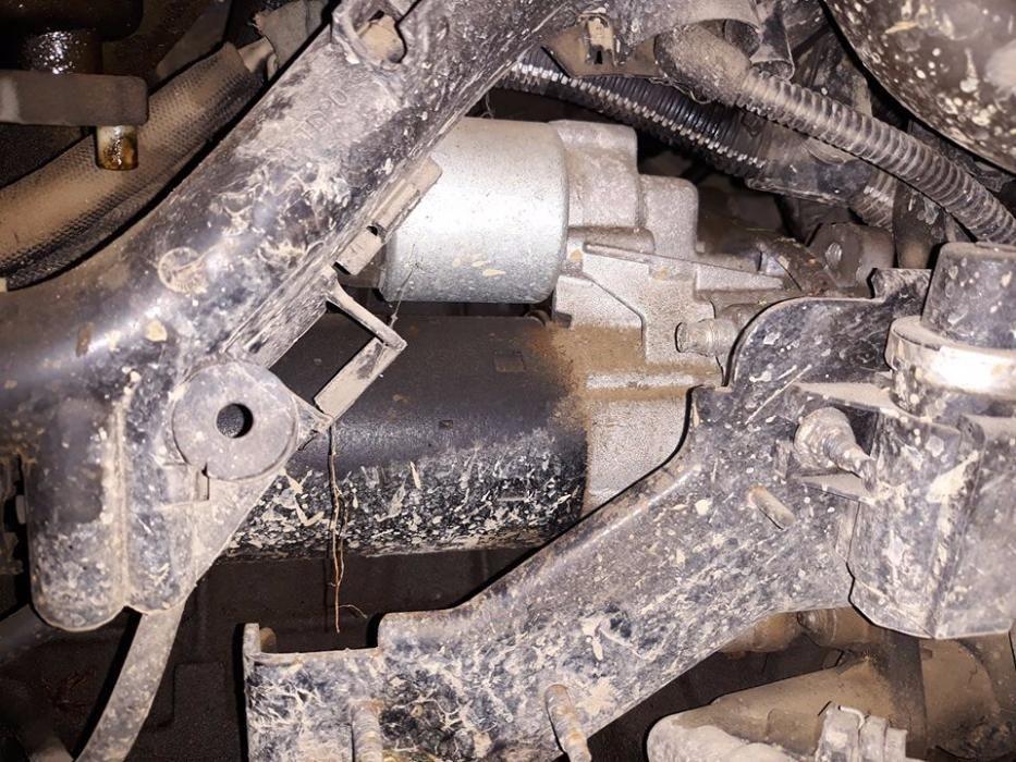 Electromotor Peugeot 307 2.0 HDI tip motor RHY 66 kW