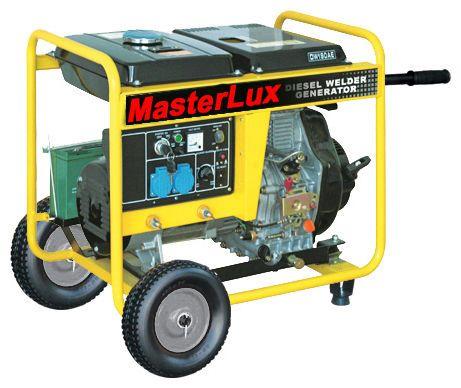 Bobinaj Generatoare cu aparat de sudura - atelier reparatii