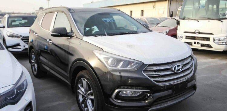 Vende-se Hyundai Santafe Lobito - imagem 2