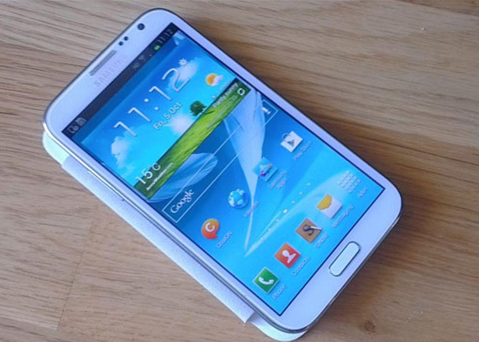 Samsung Note 2 Estado *novo*