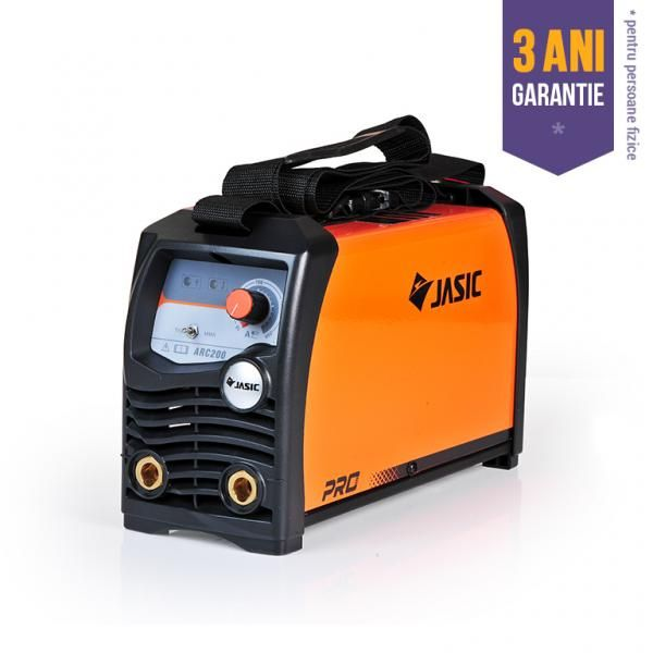 Aparat de sudura invertor Jasic ARC 200 PRO - 10-200 A - 53007