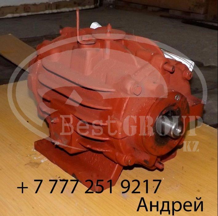Насос вакуумный ДВН 1 на вакуумные ассенизаторские машины ГАЗ Камаз