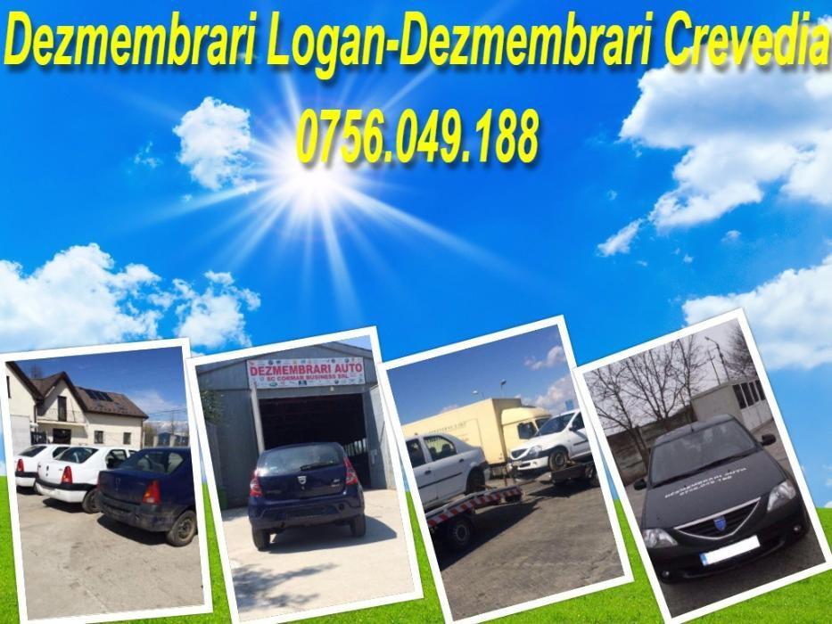 Dezmembrari Dacia Logan motor,cutie,planetara,usi,faruri Dez Crevedia Buftea - imagine 2