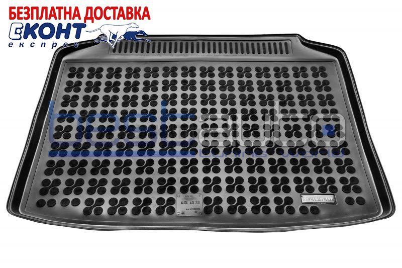 Гумена стелка за багажник за Audi A3 (след 2012) Sportback малка гума