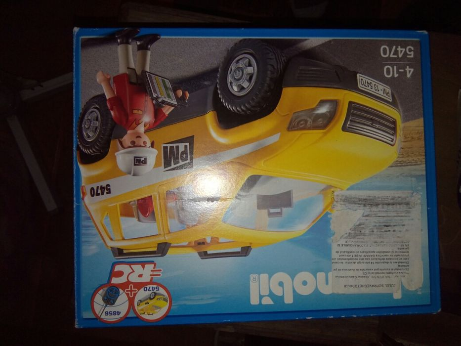 Playmobil masina