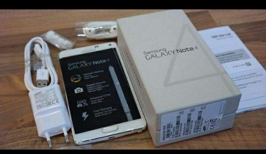 Samsung Galaxy Not 4