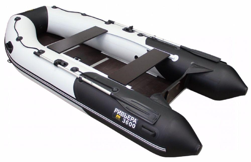 Надувная лодка из ПВХ Ривьера 3600 СК Компакт