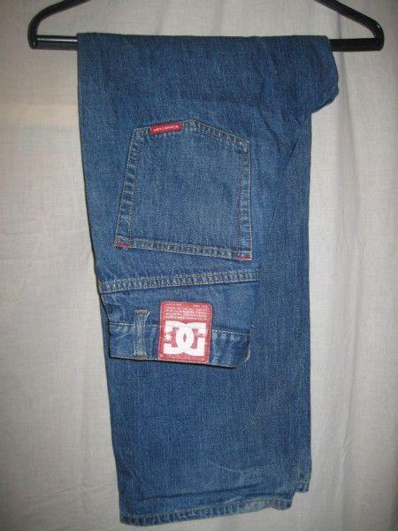 Jeans DCSHOECO USA, denim