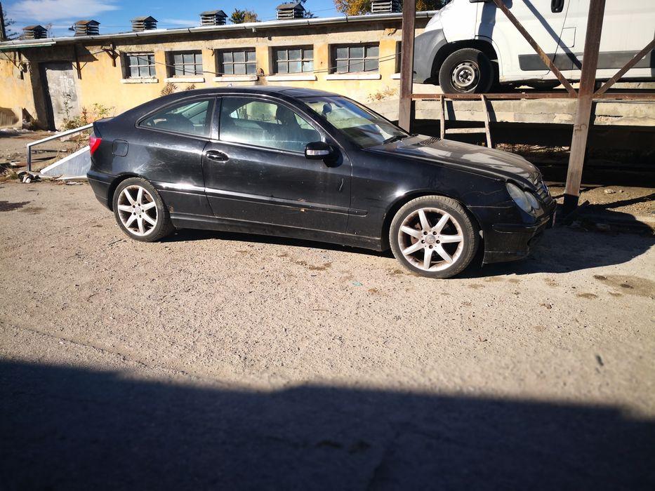 Dezmembrez Mercedes C Class 2.0 Kompresor
