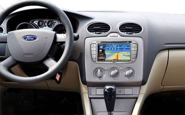 Ford DVD Navigatie Full Europa Focus / C-Max / Kuga / Galaxy / S-M