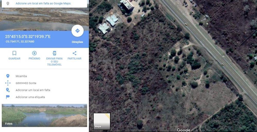 T 9 - N4 (Terreno na estrada) com 9.600m² e DUAT