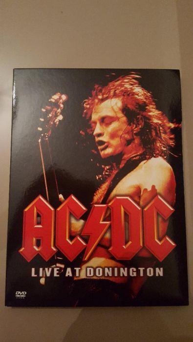 AC/DC-Live at Donington DVD