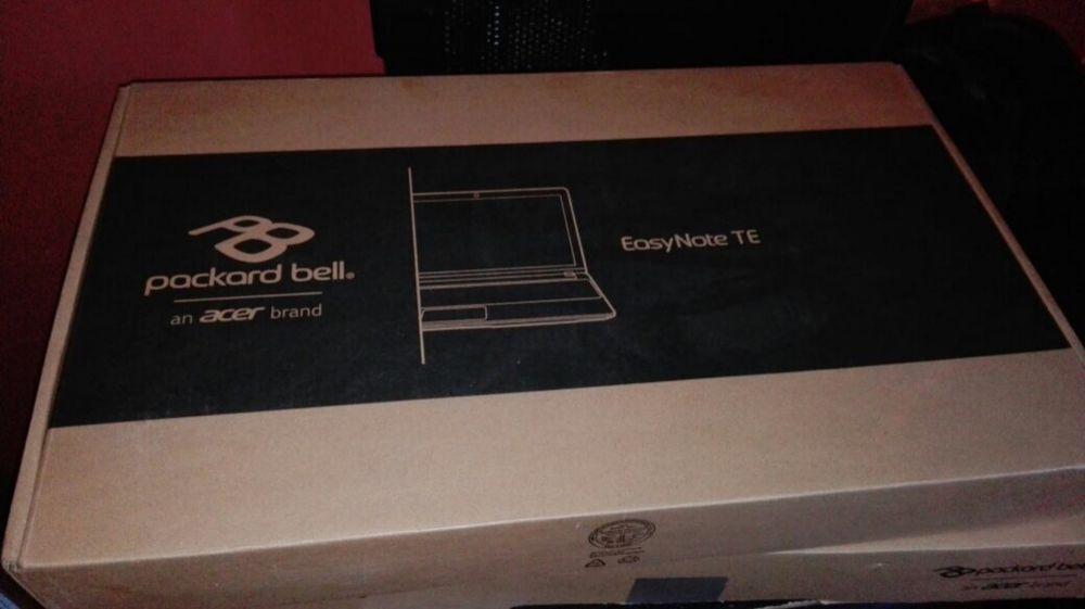 Laptop selado na caixa packardbell and acer brand i3 4a geração