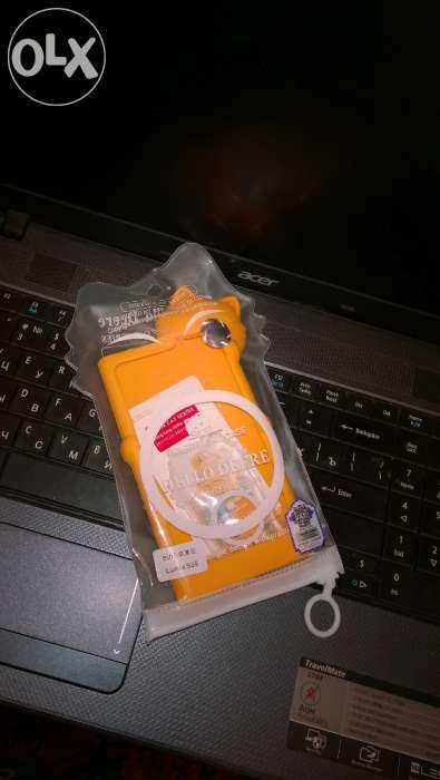 Чехол силиконовый 3D KIKI Cat для Nokia LUMIA 920
