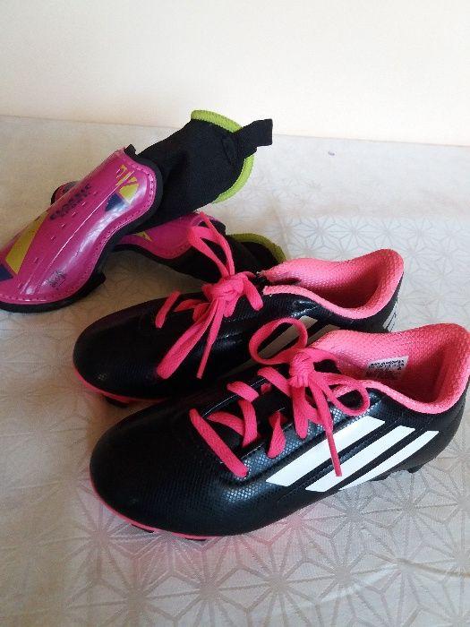 Ghete fotbal Adidas pt. copii mar. 32