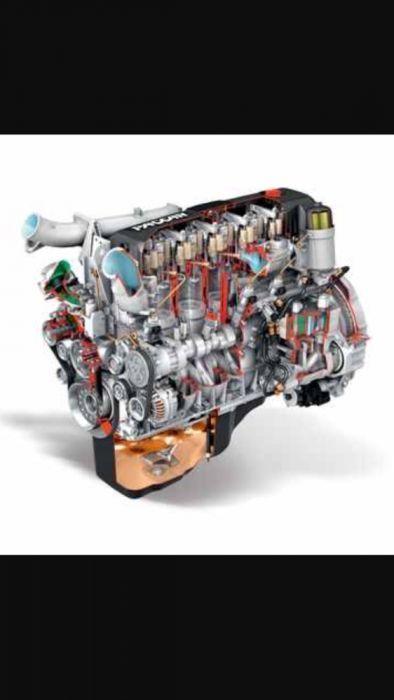 Motor renault premium dezmembrari camioane renault