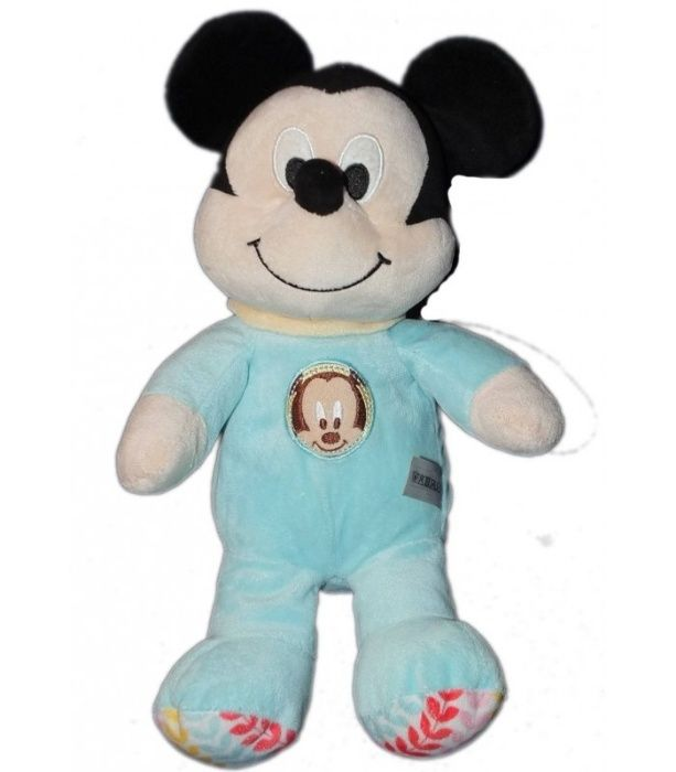 Mickey Mouse mare, original DISNEY, 63cm, foarte frumos lucrat
