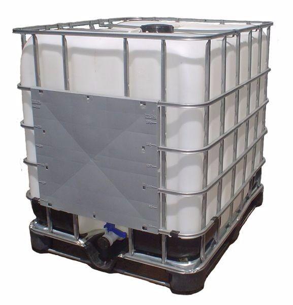 Deposito de água facilitador