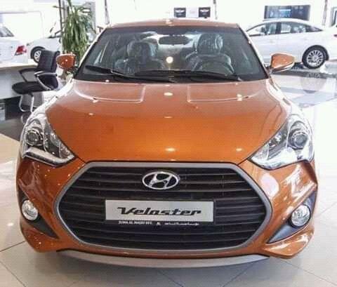 Hyundai veloster á venda