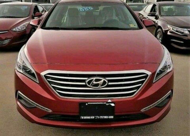 Hyundai Sonata origem Dubai novo