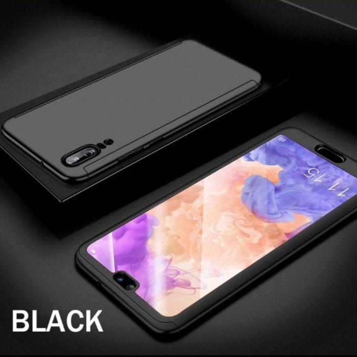 Кейс 360 градуса мат за Huawei P20 / P20 Lite / P20 Pro