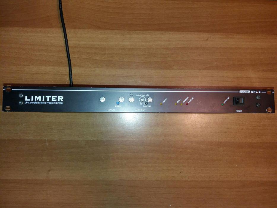 limiter audio stereo DATEQ SPL-2