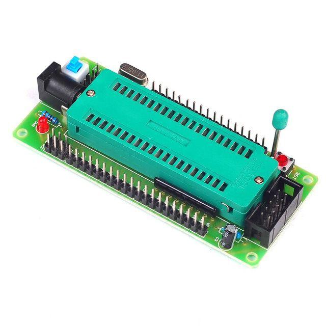 Placa de dezvoltare pentru microcontroler AT89C51S52