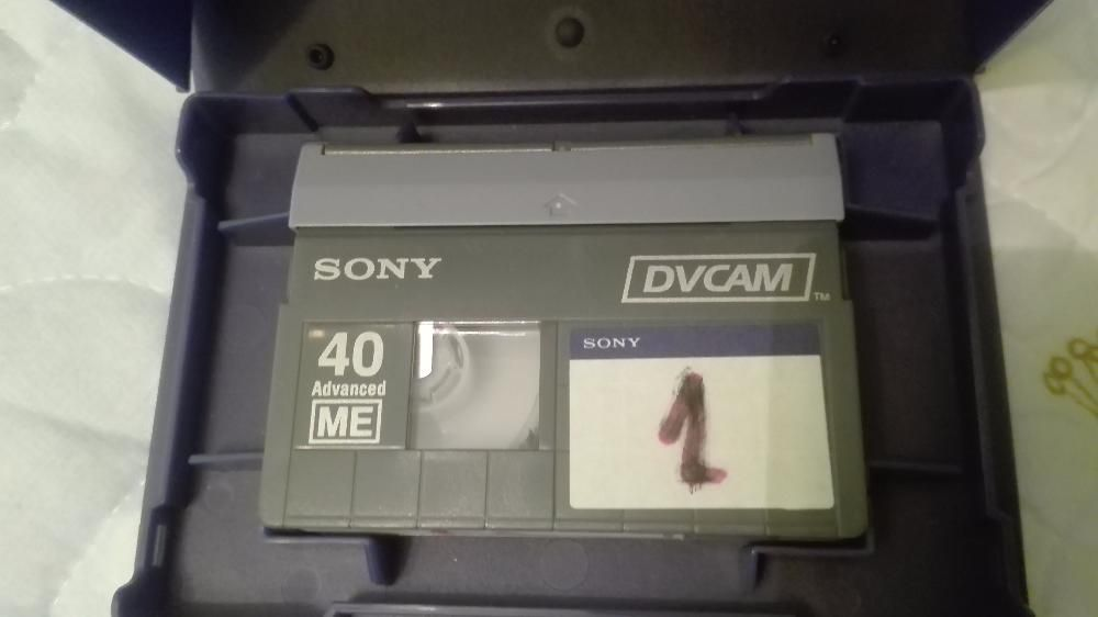 Casete Video Sony DVCAM PDVM-40 N