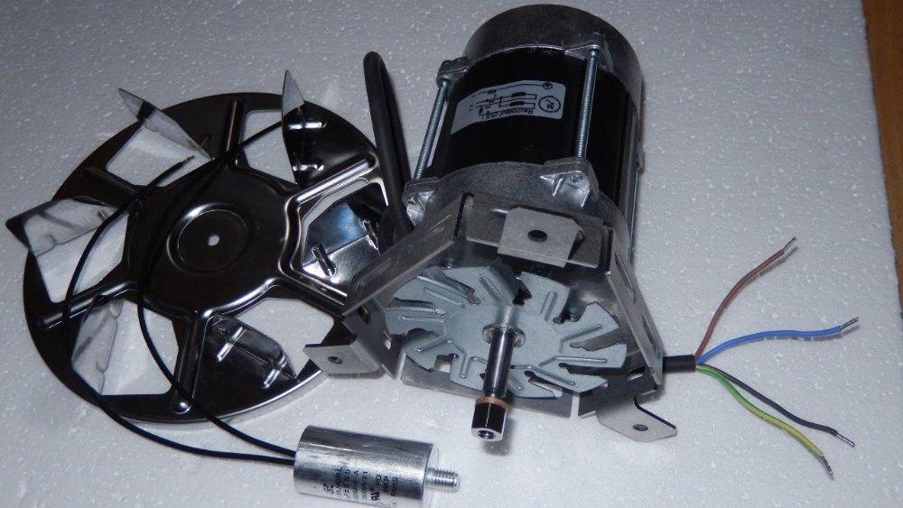 Ventilator cazan lemne Atmos de la 32 kW Brasov - imagine 1
