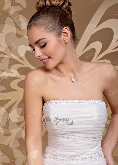 Свадебное платье To Be Bride в испанском стиле