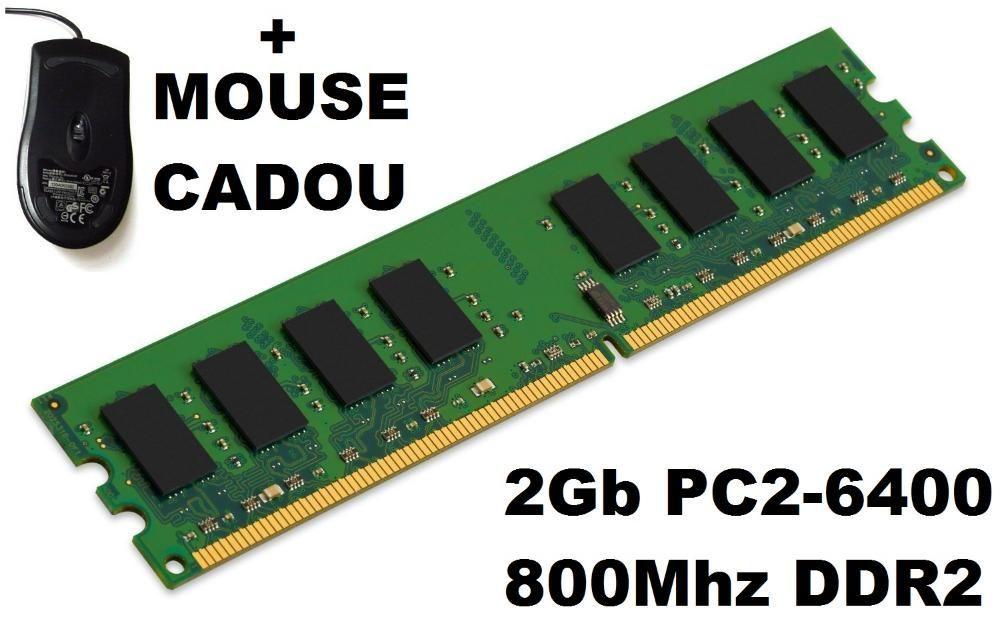 Memorii RAM 2Gb DDR2 per modul + MOUSE CADOU!