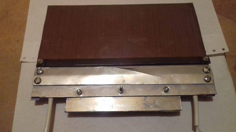 Plita pvc termopan,lipit,sudat profile pvc,echipata cu teflon,250 lei
