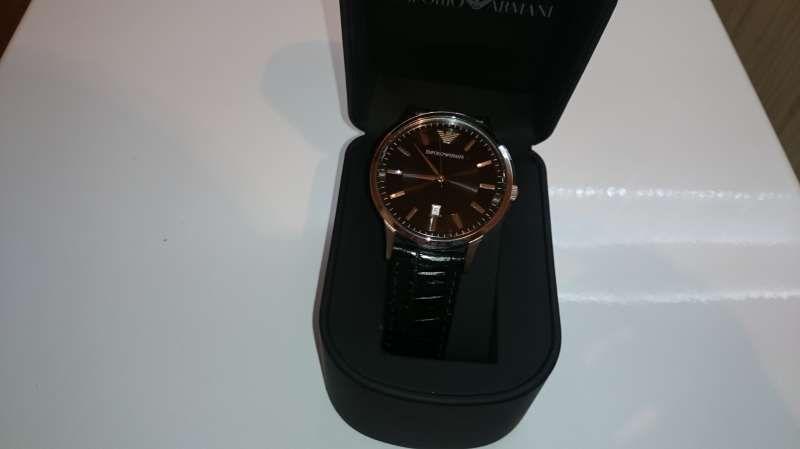Часовник Емпорио Армани(оригинален)