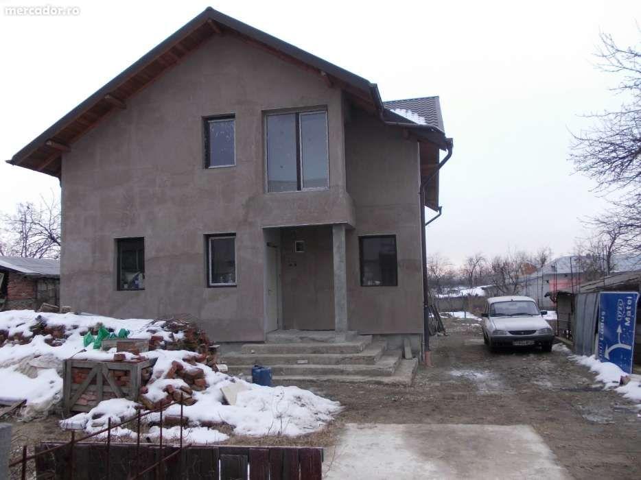 Vand casa / vilã in Bucov la 4 Km de Ploiesti/cu credit sau cash