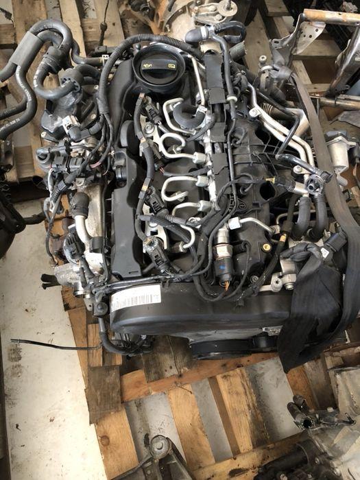 Motor audi A4 A5 A6 Q5 2.0 TDI Cod CGL 60000 mii km