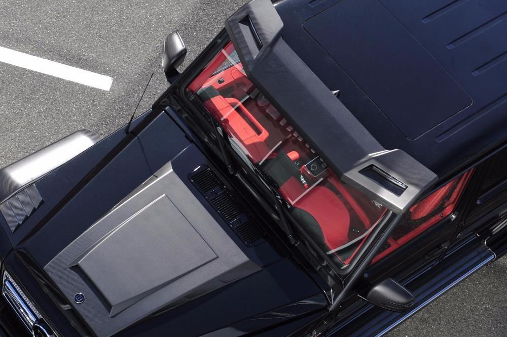 BRABUS спойлер на покрива за Mercedes G class
