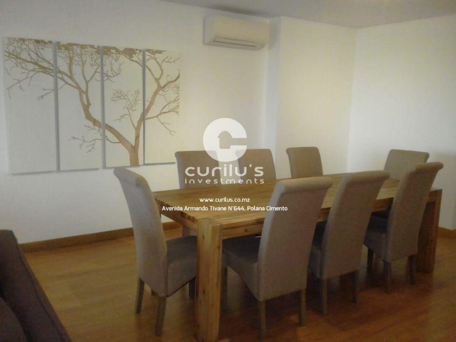 Apartamento T3 no Imoinvest das Maiores na Polana