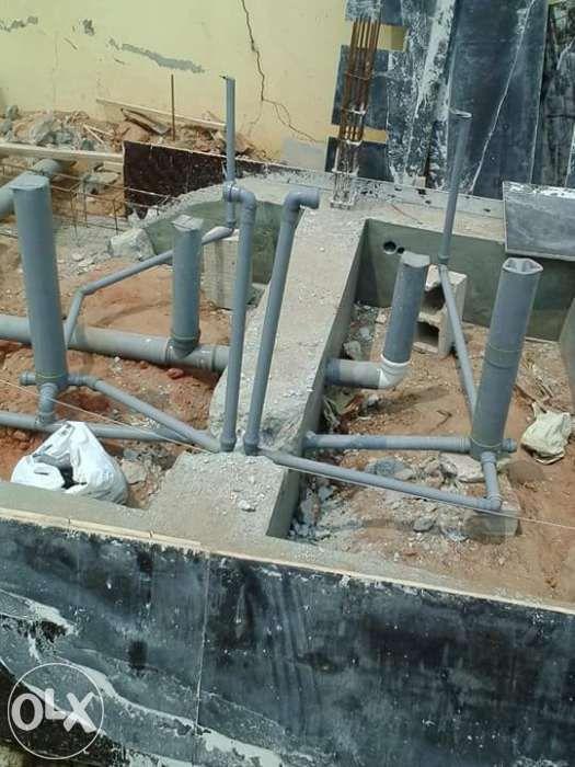 MEGOS: Prestação de Serviço Hidráulica