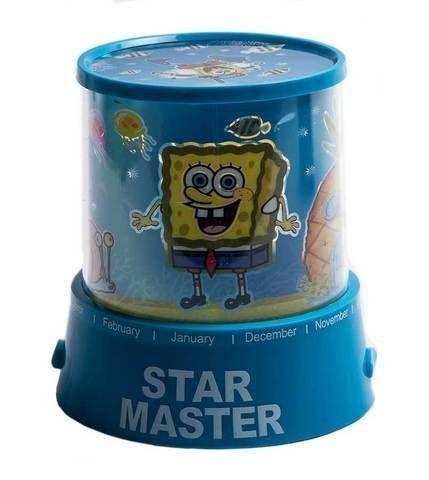 "Проектор ""Star Master""(Губка Боб Квадратные Штаны)"