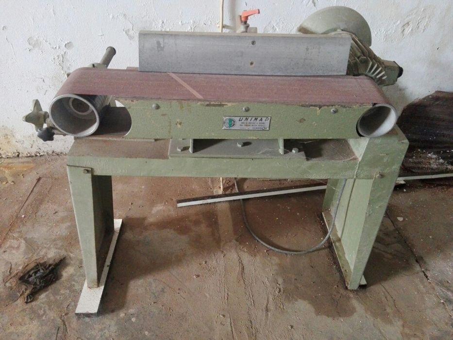 Lixadeira de bancada cinta 1850X180