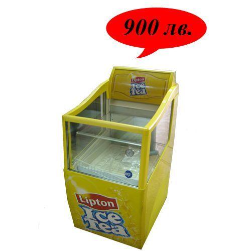 Продавам промо хладилна витрина IARP - Италия - НОВИ !