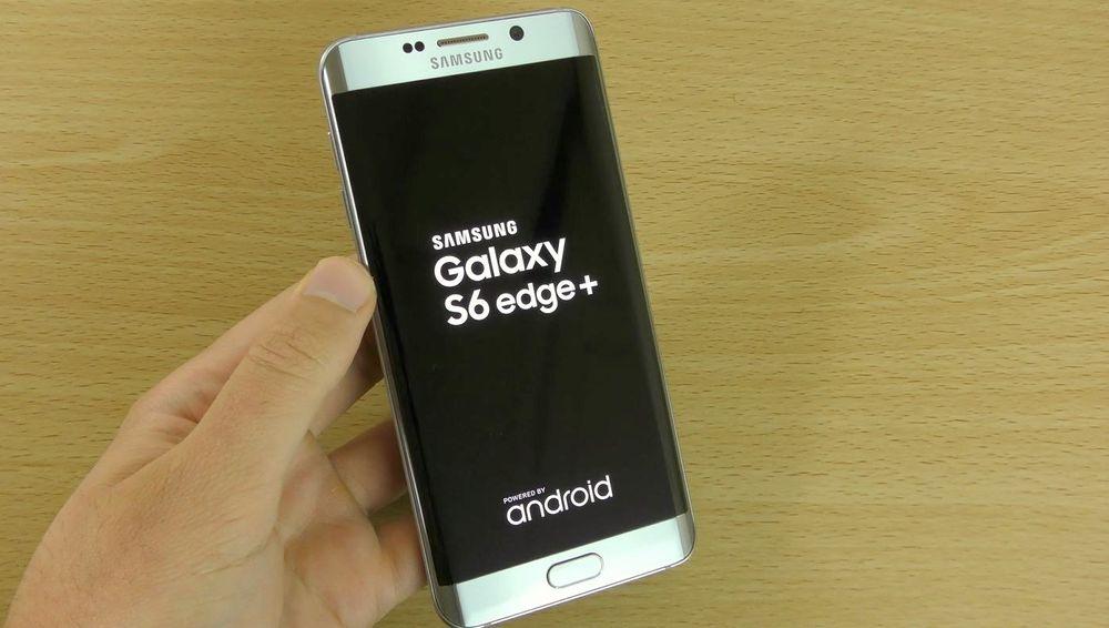Samsung S6 edge Plus/novo !