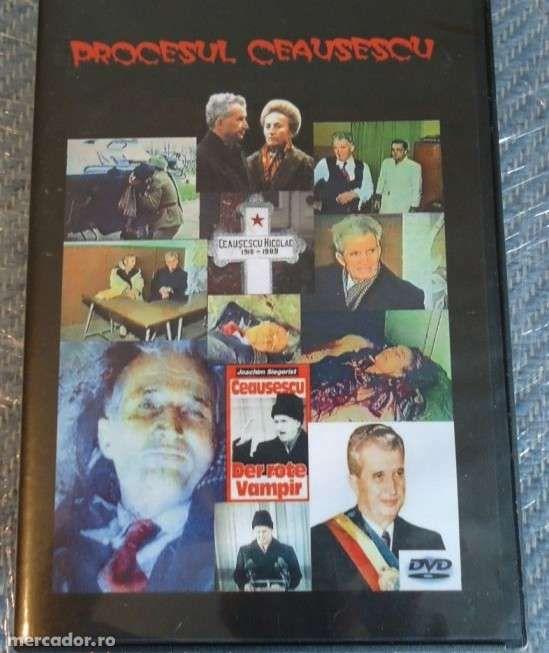 Procesul Ceausescu DVD (TVRL Aprilie 1990)